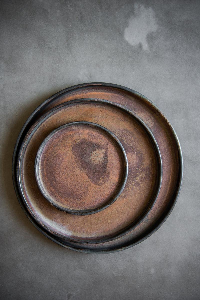 The Rust Stone Plate