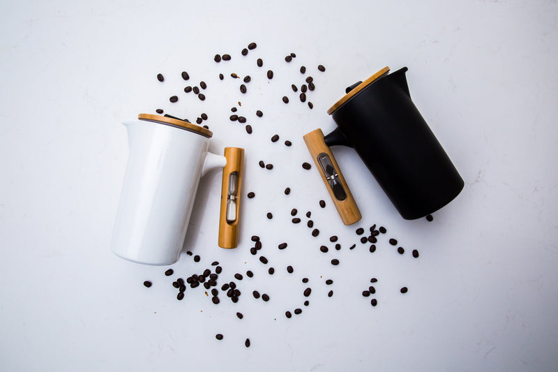 The Nordic French Press - Black