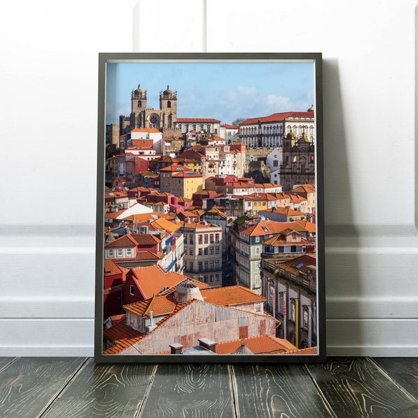 The Porto Roofscapes