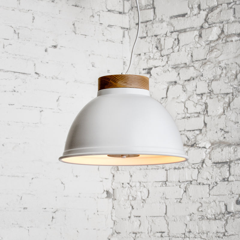 The Nordic Chandelier - White