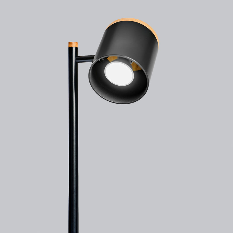 The Nordic Desk Lamp - Black