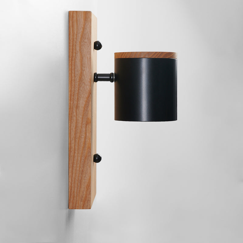 The Nordic Vanity Light - Black