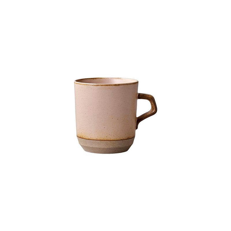 The CLK Large Mug - Pink (set of 2)
