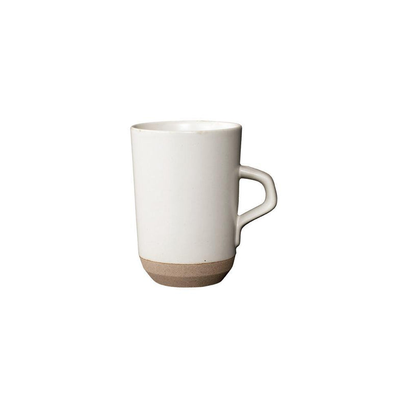 The CLK Tall Mug - White (set of 2)