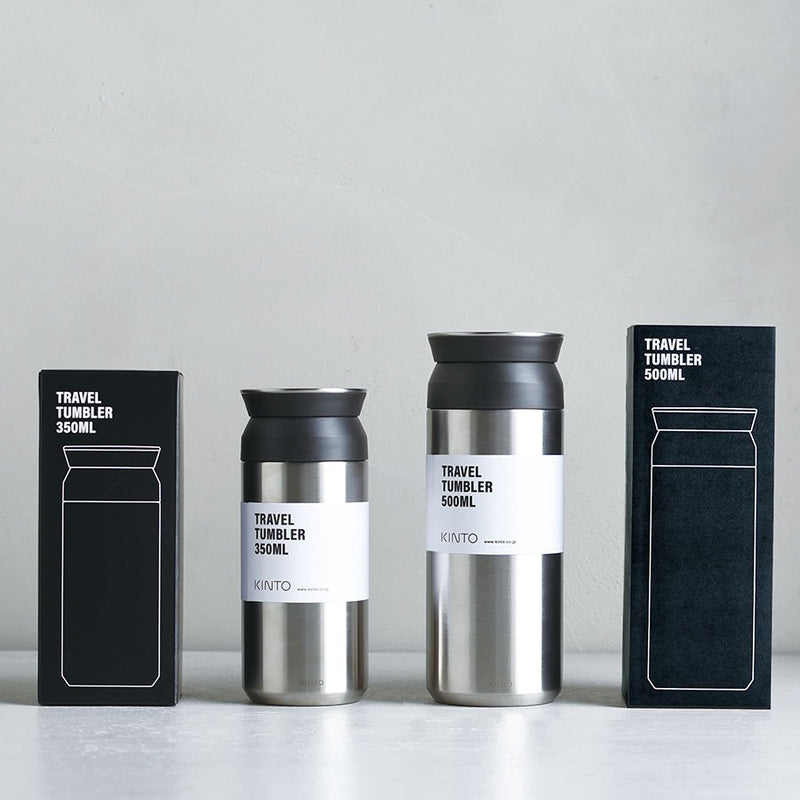 The Travel Tumbler - Stainless Steel