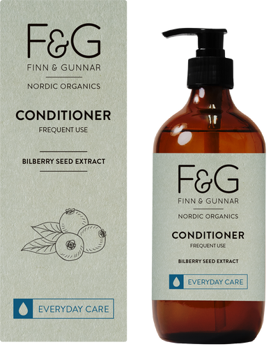 F&G Nordic Organics Conditioner Frequent Use 200 ml