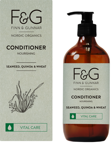 F&G Nordic Organics Conditioner Nourishing 200 ml