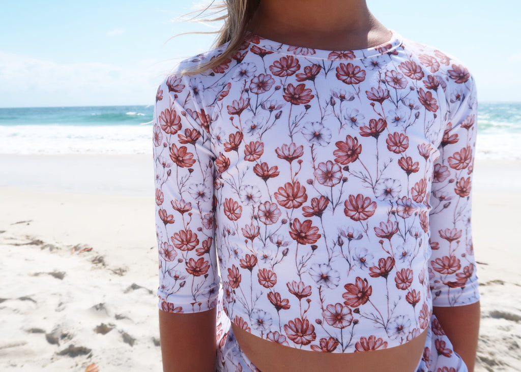 Poppy Long Sleeve Two-Piece