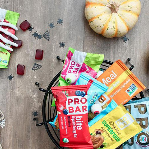 Tricks and Treats - Let The (Healthy) Holiday Snacking Begin