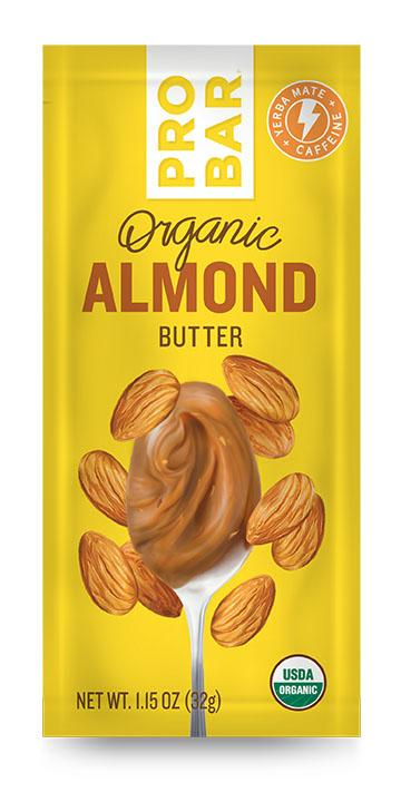 Almond Butter w/Caffeine 10-Pack