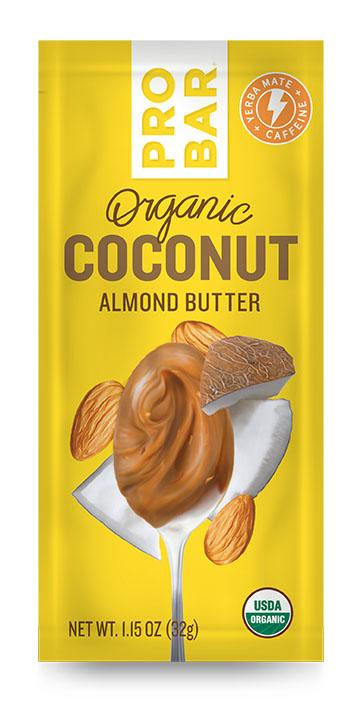 Coconut Almond Butter w/Caffeine 10-Pack - The PROBAR