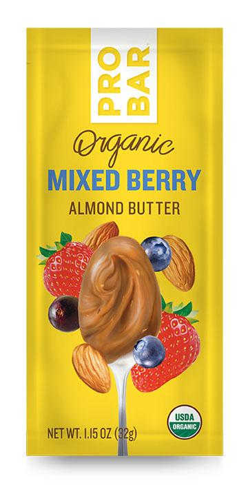 Mixed Berry Almond Butter 10-Pack