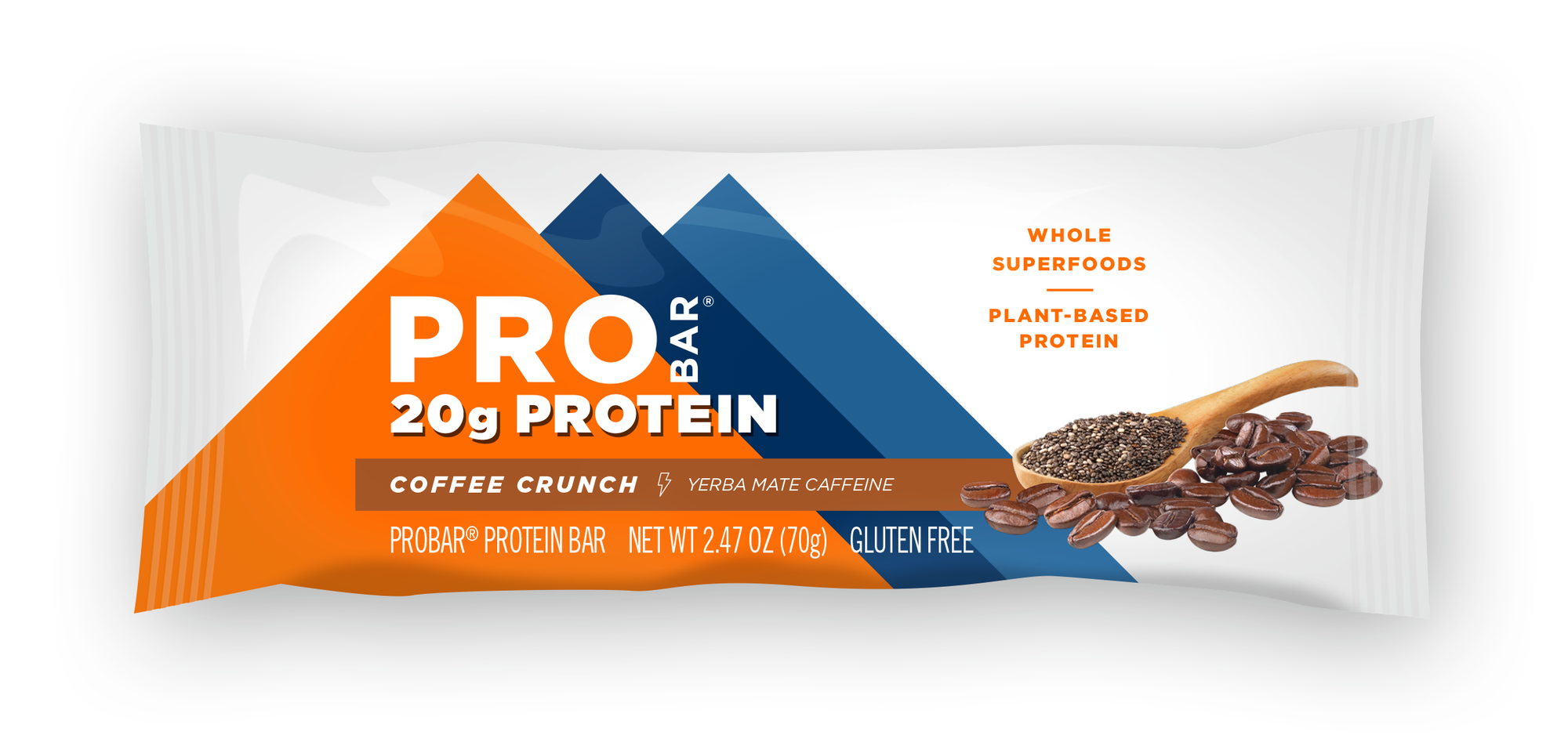 Coffee Crunch 12-Pack - The PROBAR