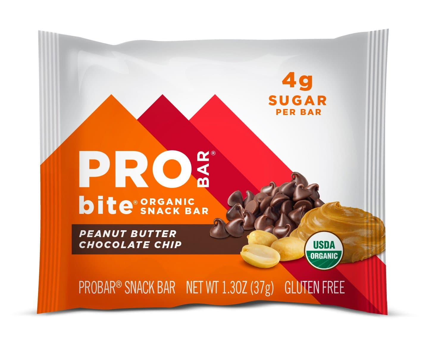 Peanut Butter Chocolate Chip 5-Pack - The PROBAR