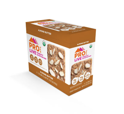 Almond Butter 8-Pack - The PROBAR