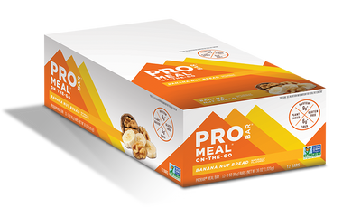 Banana Nut Bread 12-Pack - The PROBAR