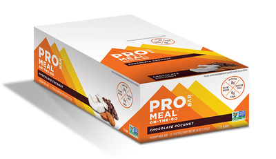 Chocolate Coconut 12-Pack - The PROBAR