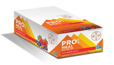 Wholeberry Blast 12-Pack - The PROBAR