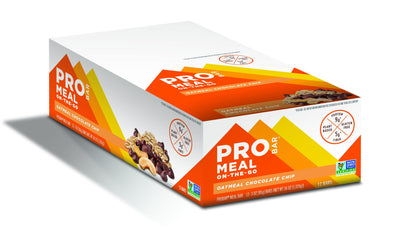Oatmeal Chocolate Chip 12-Pack - The PROBAR