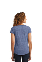 Load image into Gallery viewer, Ladies Tri-Blend Scoop Tee