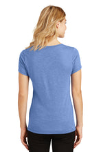 Load image into Gallery viewer, Women's Perfect Tri  V-Neck Tee in Maritime Frost