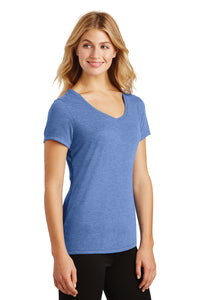 Women's Perfect Tri  V-Neck Tee in Maritime Frost