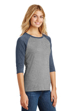 Load image into Gallery viewer, Women's Perfect Tri 3/4-Sleeve Raglan