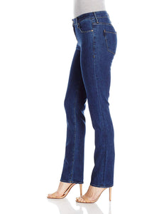 Parker Smith Women's Runaround Sue Straight Jeans in Camden