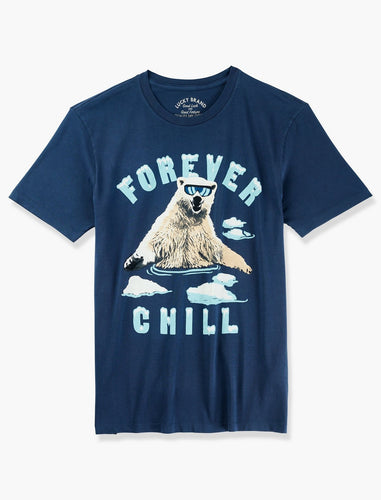 Lucky Brand Forever Chill Tee