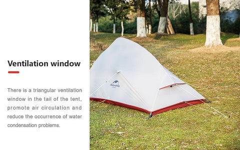 Naturehike Cloud Ultralight Tent
