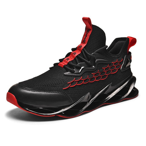 2020 New Designer Men Sports Shoes Blade Cushioning Comfortable Fitness Sneakers Man Jogging Shoes