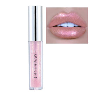 Liquid Crystal Glow Lip Gloss to give a Plump look to your Lips