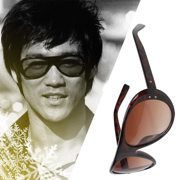 Classic Type Bruce Lee Style Sunglasses Men