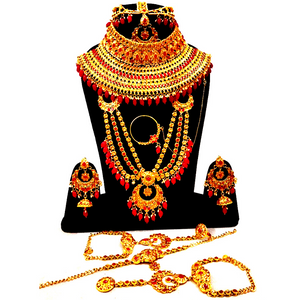 Indian Bridal Jewelry Set Designer Bridal Wear Jewelry