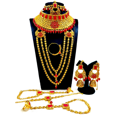 Bridal Wear Designer Jewelry Bridal Jewelry Set