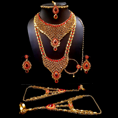 Designer Bridal Wear Jewelry Set Bridal Jewelry Set