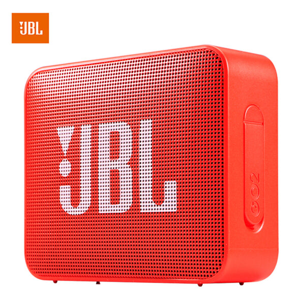 GO2 Wireless Bluetooth Speaker by JBL Waterproof with Mic and Aux-In 3.5 Mm Jack IPX7, Up-to 5 Hours Music Play