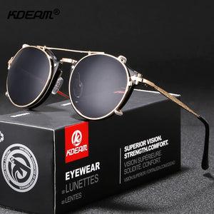 Designer Clip On Sunglasses for Men Exclusive Design