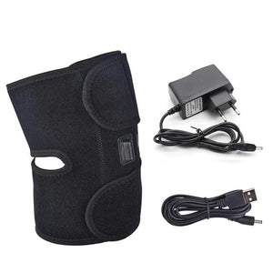 Knee Brace with Heating Physiotherapy for Knee Support Brace for Arthritis Injury Pain