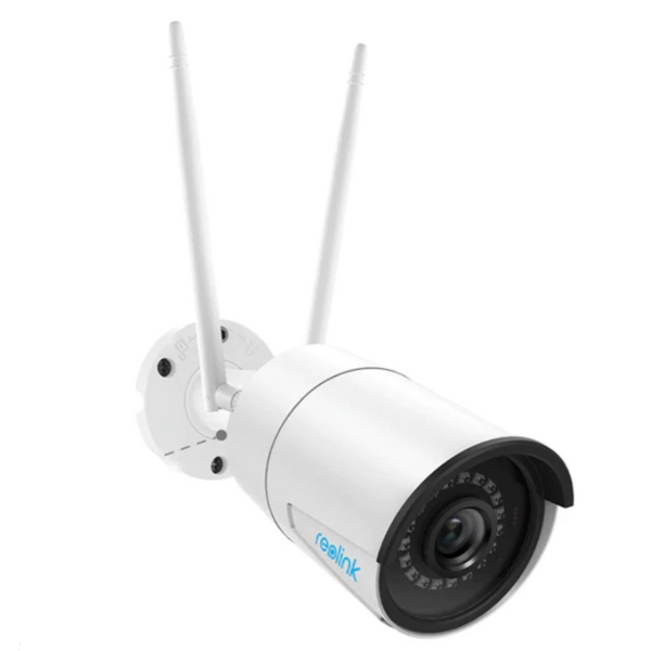Reolink 4MP UltraHD Wifi Wireless IP Cctv Camera with Nightvision for Outdoor, Weatherproof