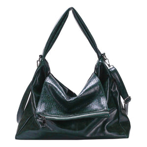 Hobo Soft leather Vintage Luxury Women Handbags in 3 Colors