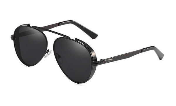 Designer Men's Punk Sunglasses Exclusive Design by Leidisen