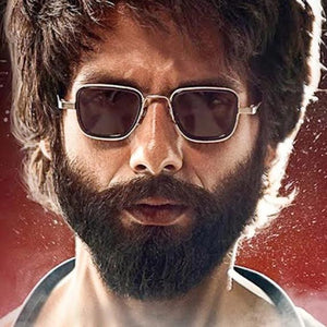 Men Kabir Singh Sunglasses Glasses Mirror Shades