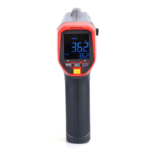 Infrared Thermometer Digital No Contact Handheld Temperature Meter Measure Tester led, Voice Alarm