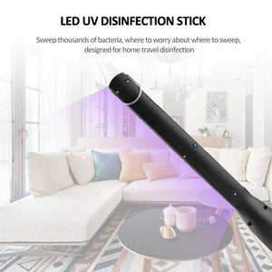 Portable UV Steriliser Light Stick Disinfection UV Light for Germs Protection Cleaning