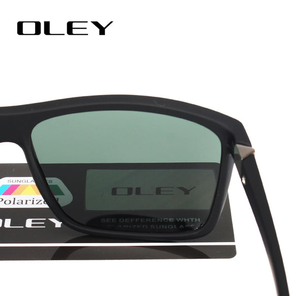 Vintage Style Sunglasses Men Square Glasses - 7 Colors
