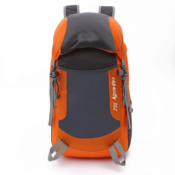 Outdoor Folding Backpack 35L Waterproof ultra lightweight Travel Portable Backpack