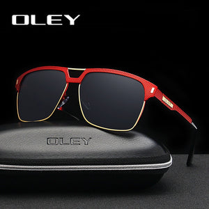 Unisex Classic Sunglasses Polarised UV Protection