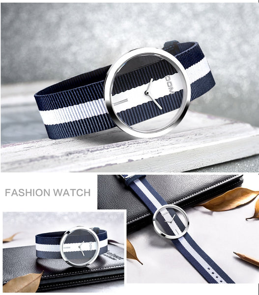 Women Wrist Watch luxury Casual Design genuine leather strap - 7 Colors