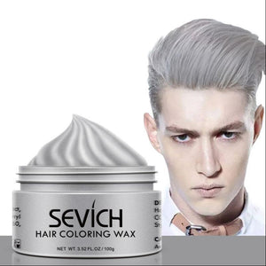 Sevich Hair Color Wax for Dynamic Hairstyles